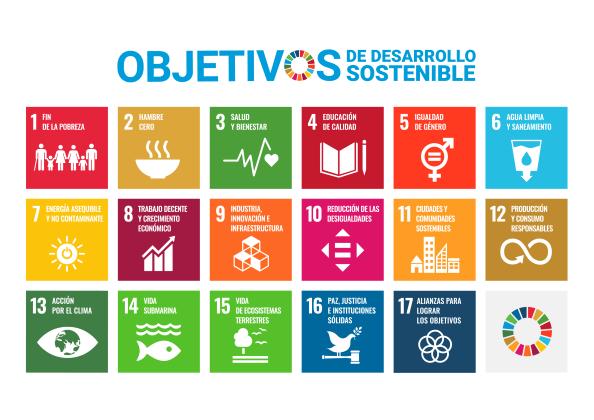 ODS: 17 objetivos para transformar nuestro mundo